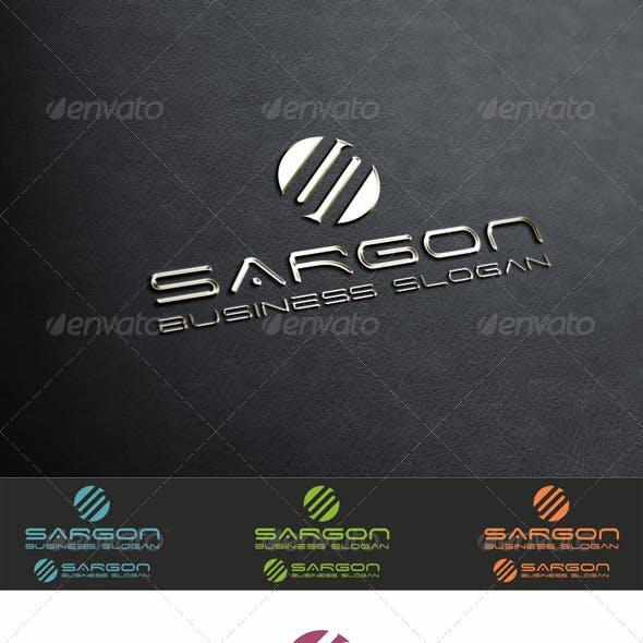 Sargon - Modern Letter S Logo