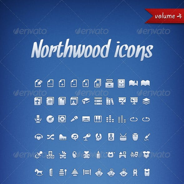 Northwood Icons Volume 4