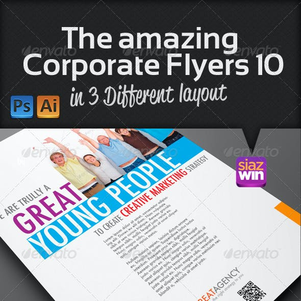 The Corporate Flyers 10