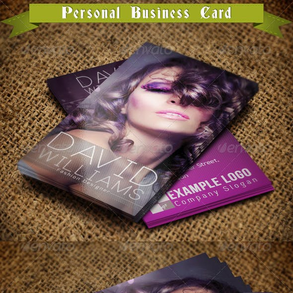 Fashion Business Card 03