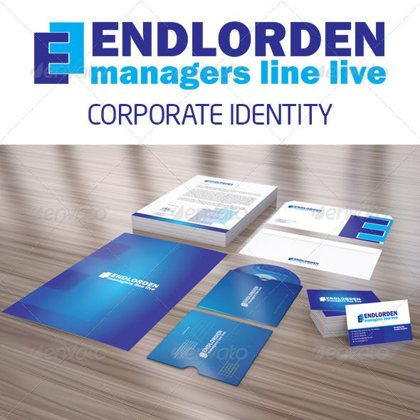Endlorden Corporate Identity Package