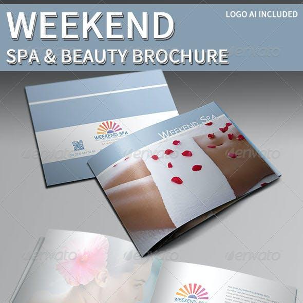 Weekend Spa & Beauty Brochure