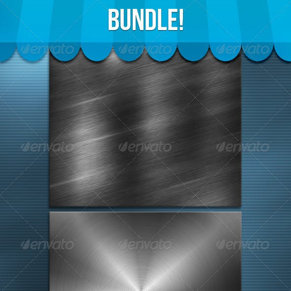 Metal Textures Bundle
