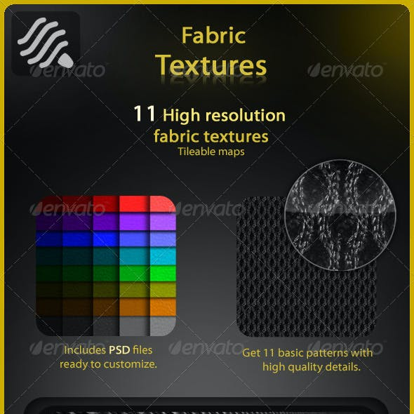 Fabric Pack 1