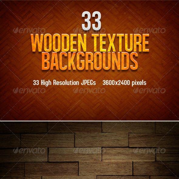Wooden Texture Backgrounds