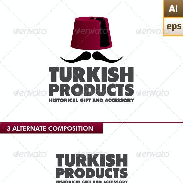Turkish Products Logo