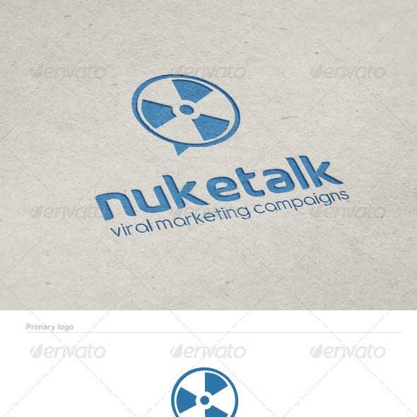 Nuketalk Logo