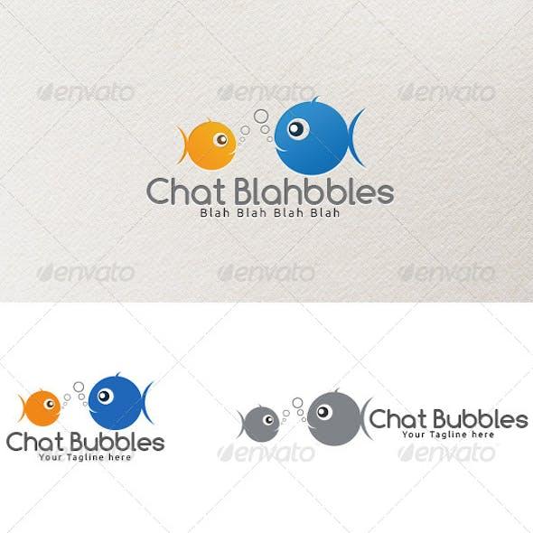 Chat Bubbles - Logo Template