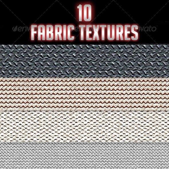 10 Fabric Textures