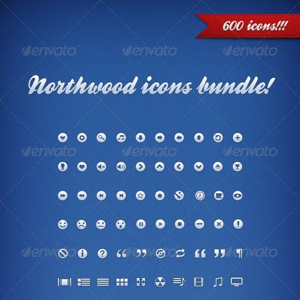 Northwood Icons Bundle