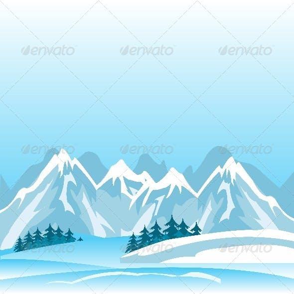 Winter Mountain