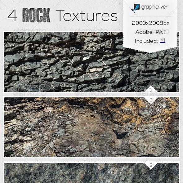 4 Rock Textures