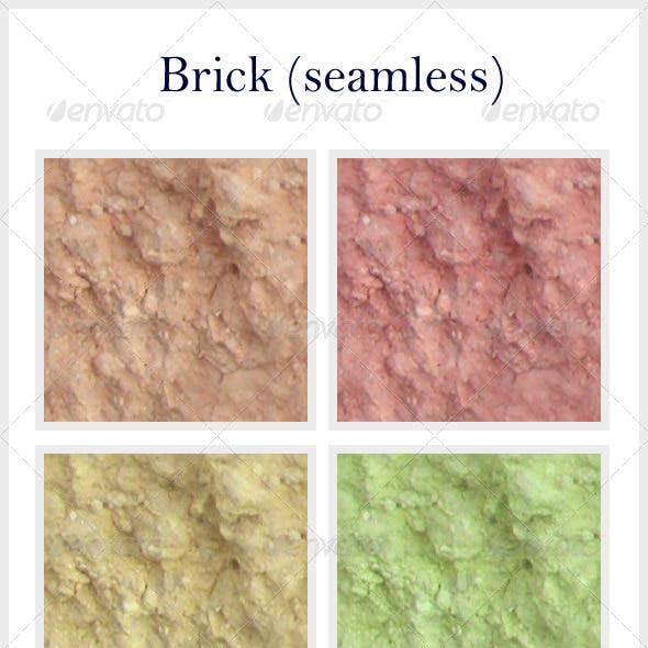 Brick Texture (seamless)