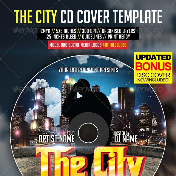 The City CD Cover