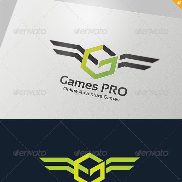 Game Pro Adventure Online Games Logo