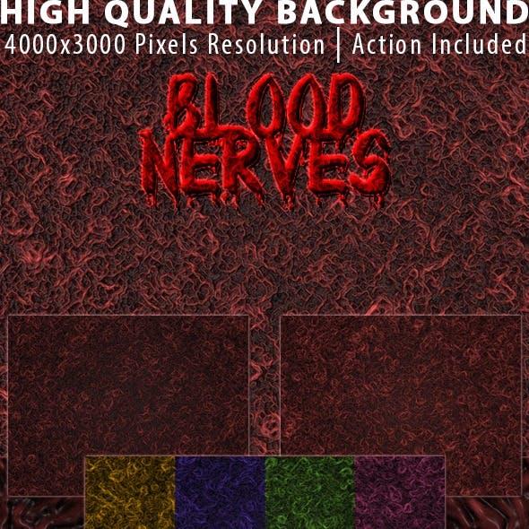 Blood & Nerves Background