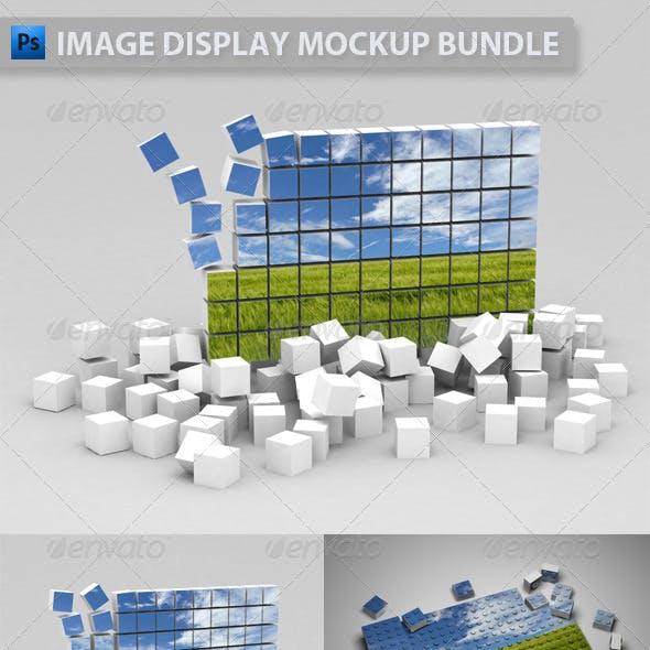 Image Display Mockup Bundle