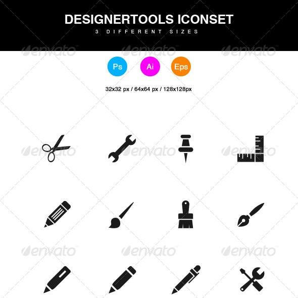 Designer Tools Iconset