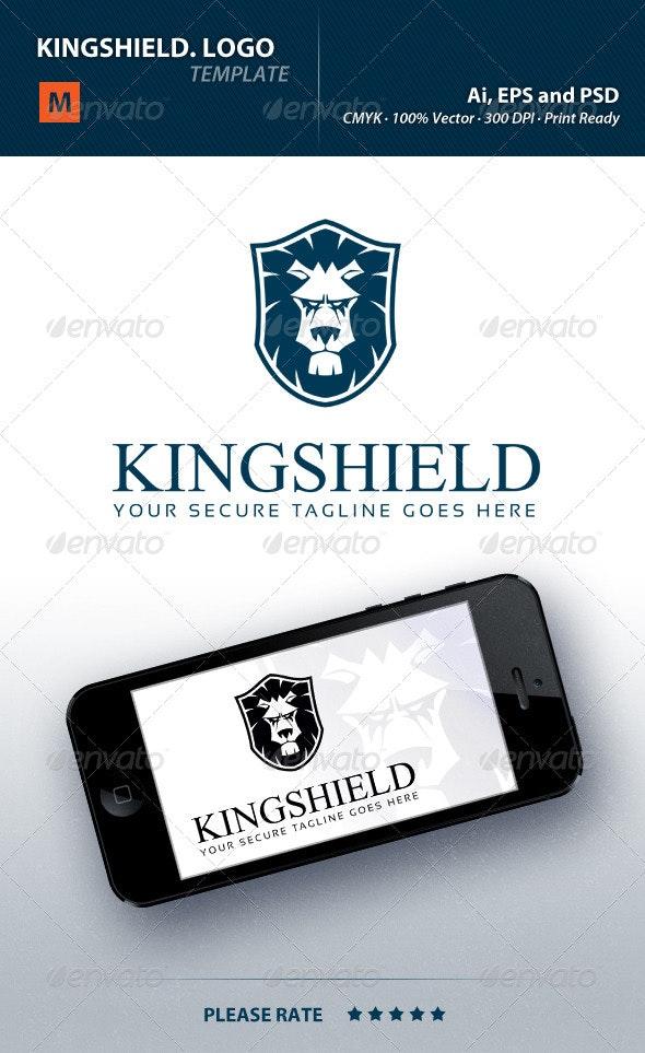 Kingshield Logo - Animals Logo Templates