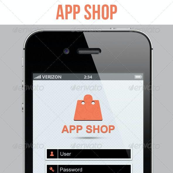 App Shopping - E Commerce