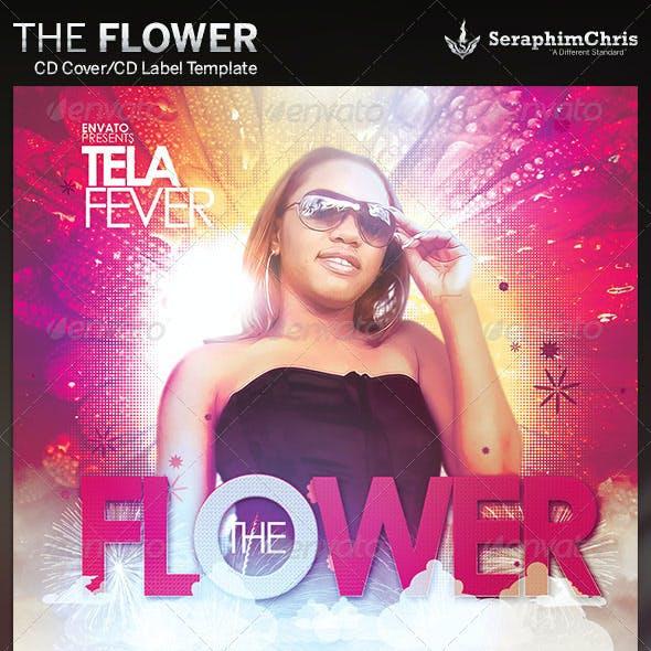 The Flower: CD Cover Artwork Template