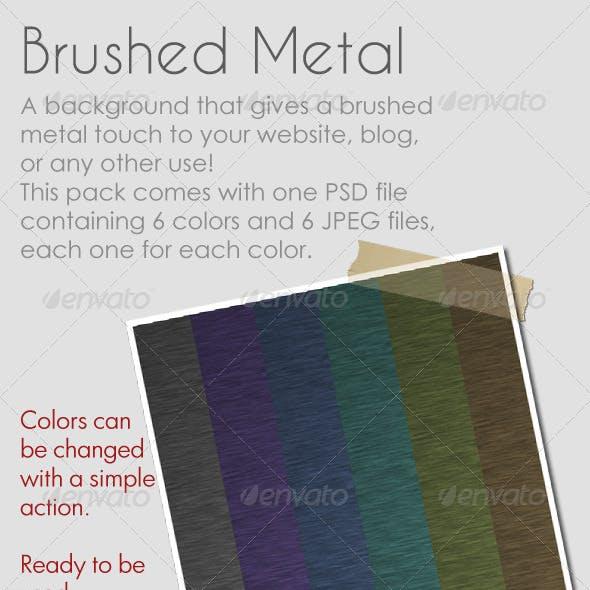 6 Brushed Metals