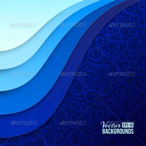 Colourful Paper for Background