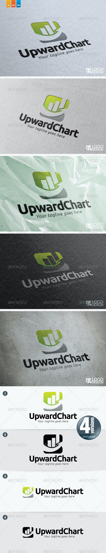 UpwardChart - Symbols Logo Templates