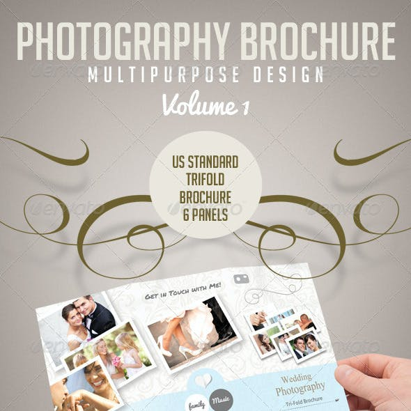 Free Graphicriver Brochures Graphics, Designs & Templates