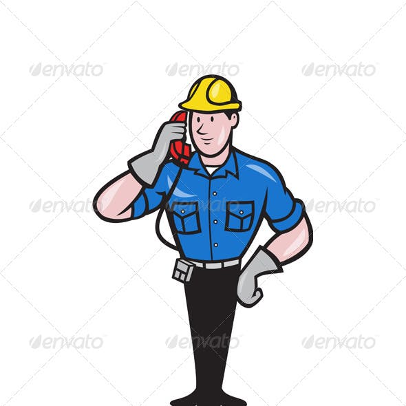 Telephone Repairman