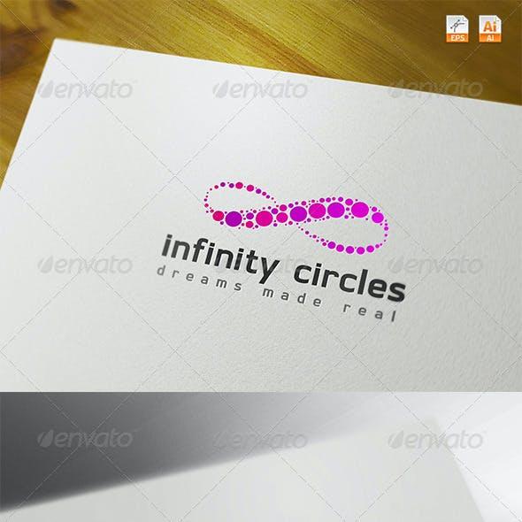 Infinity Circles Logo