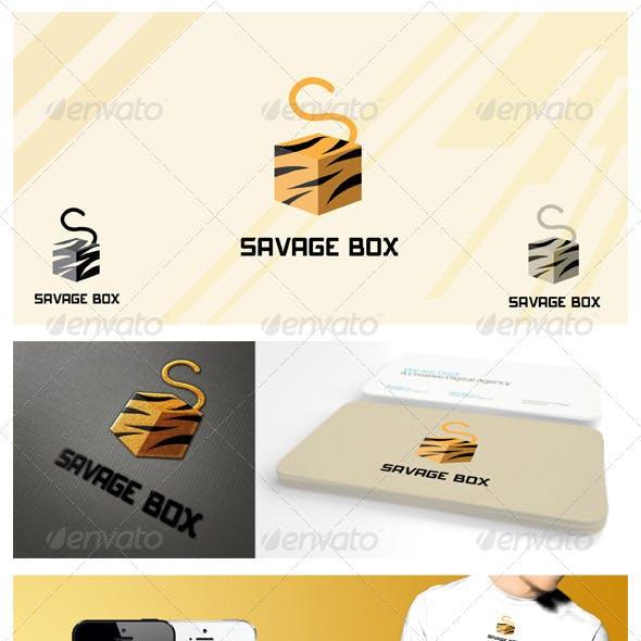 Savage Box Logo