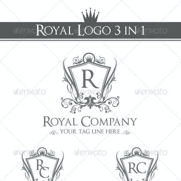 Royal Company Logo Template