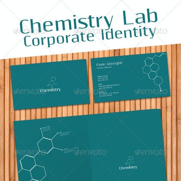 Chemistry Laboratory Corporate Identity