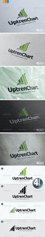 UptrendChart - Symbols Logo Templates