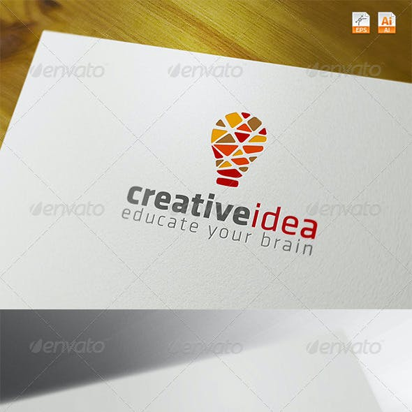Creative Idea - Educate Your Brain