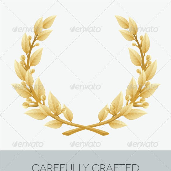 Laurel Wreath Victory or Quality Award