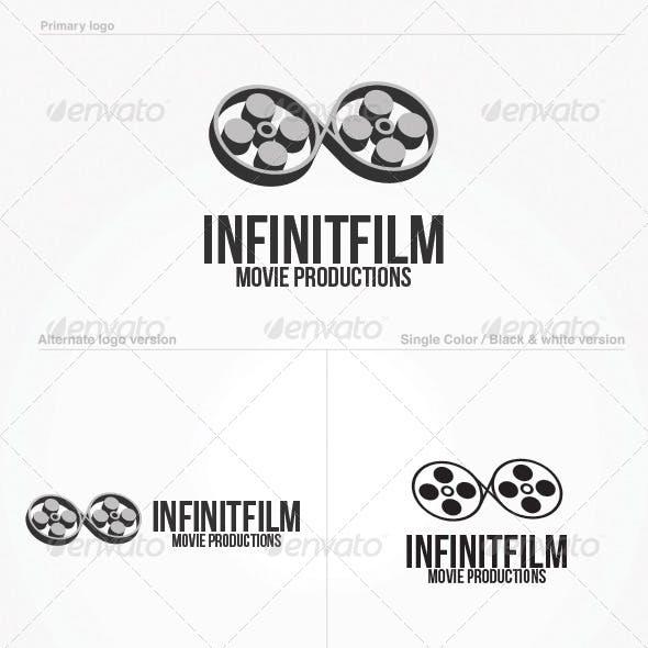 Infinitfilm Logo Template