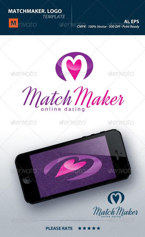 Matchmaker Logo - Symbols Logo Templates