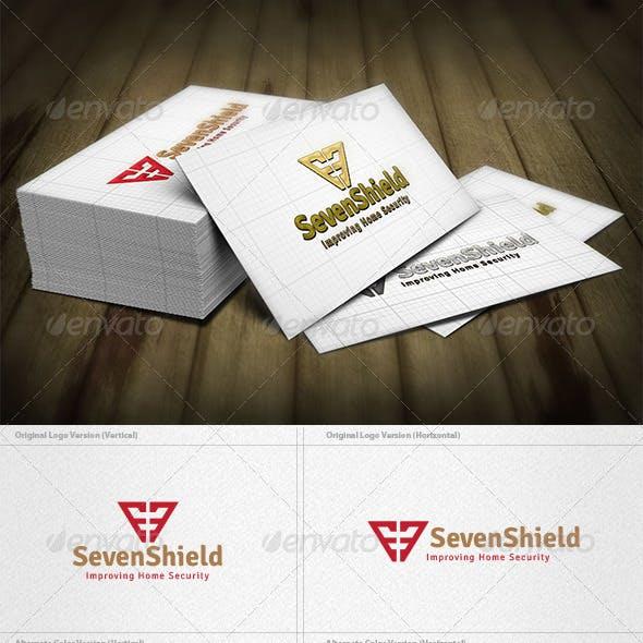 Seven Shield Logo