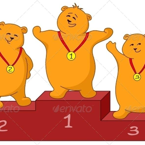 Teddy Bears Sportsmans
