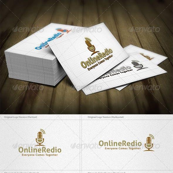 Online Redio Logo