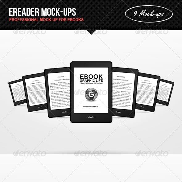 eReader Mock-Ups