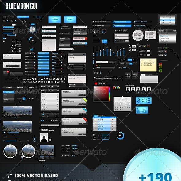 Bluemoon GUI