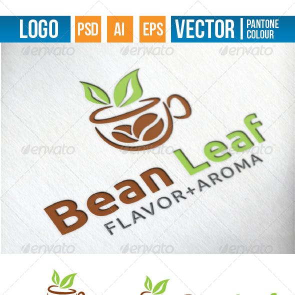 Bean Leaf logo