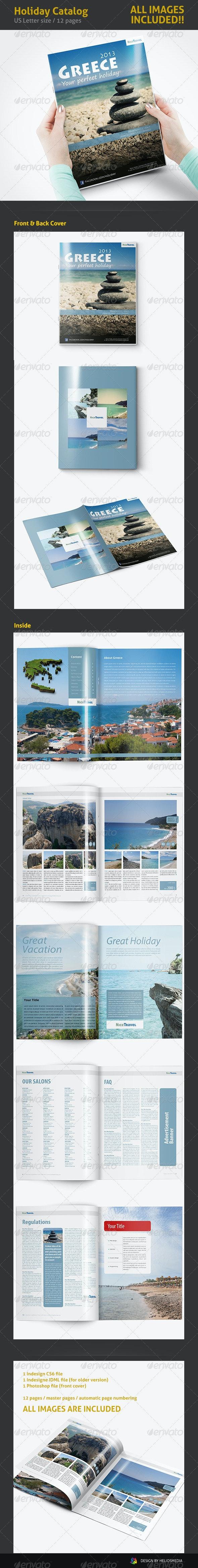 Travel Holiday Catalog - Catalogs Brochures