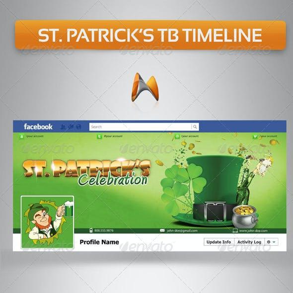 St. Patrick FB Timeline Cover