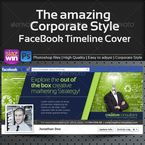 The Corporate FB Timeline 01
