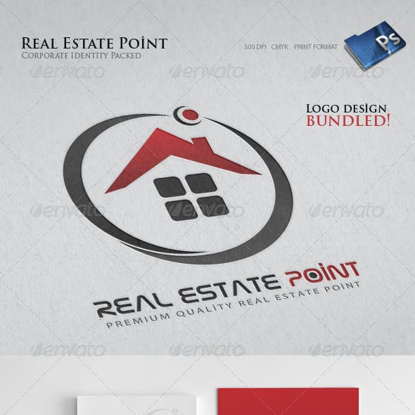 Real Estate Point - Corporate Identity