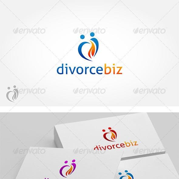 Divorce Biz Logo